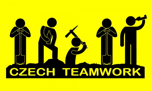 Detail návrhu Czech Teamwwork 2