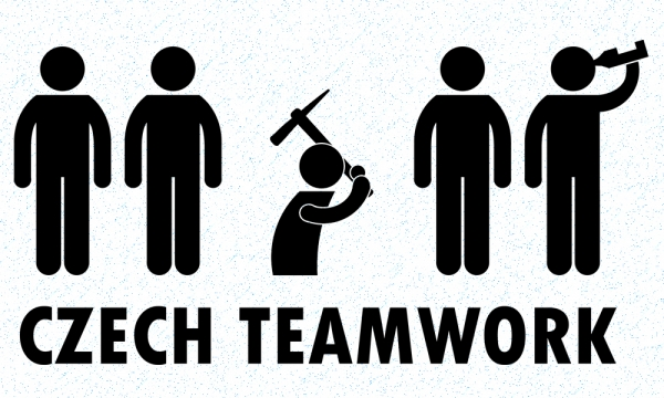 Detail návrhu Czech Teamwwork