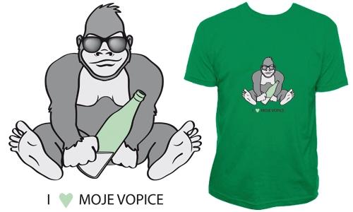 Detail návrhu Vopice