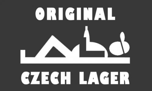 Detail návrhu Originální český ležák...