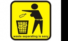 WASTE SEPARATING IS SEXY!