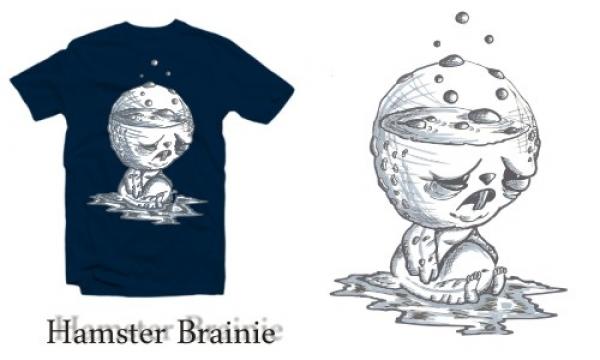 Detail návrhu Hamster Brainie