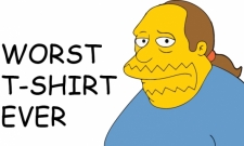 Worst t-shirt ever
