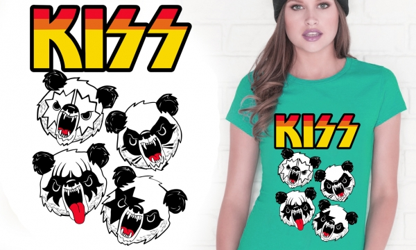 Detail návrhu Kiss :P