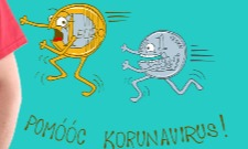 Pomóóc korunavirus!