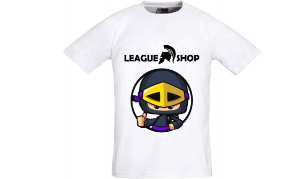 Detail návrhu League Shop