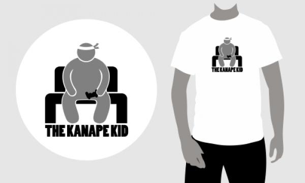 Detail návrhu The Kanape Kid