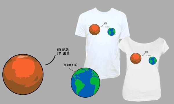 Detail návrhu Mars
