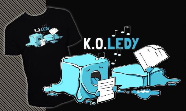 Detail návrhu Koledy / k.o.ledy