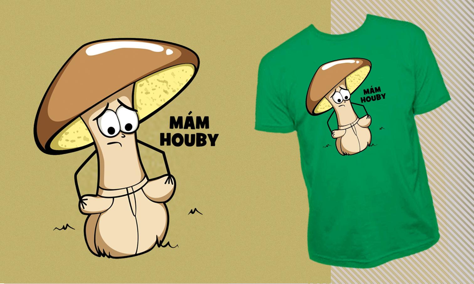 Mám houby...
