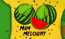 Melouny - párové triko