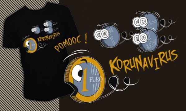 Detail návrhu Pomóóc, korunavirus!