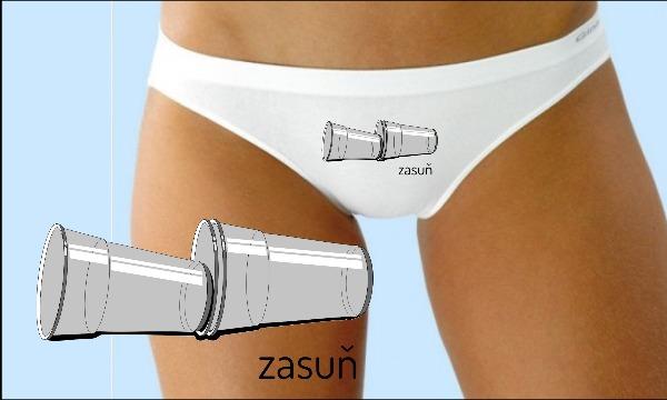 Detail návrhu Zasuň se..