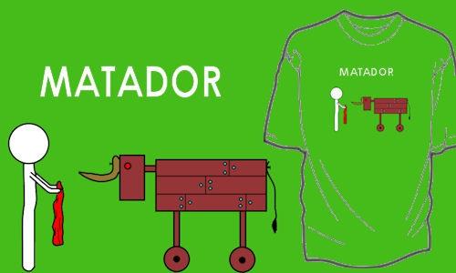 Detail návrhu MATADOR